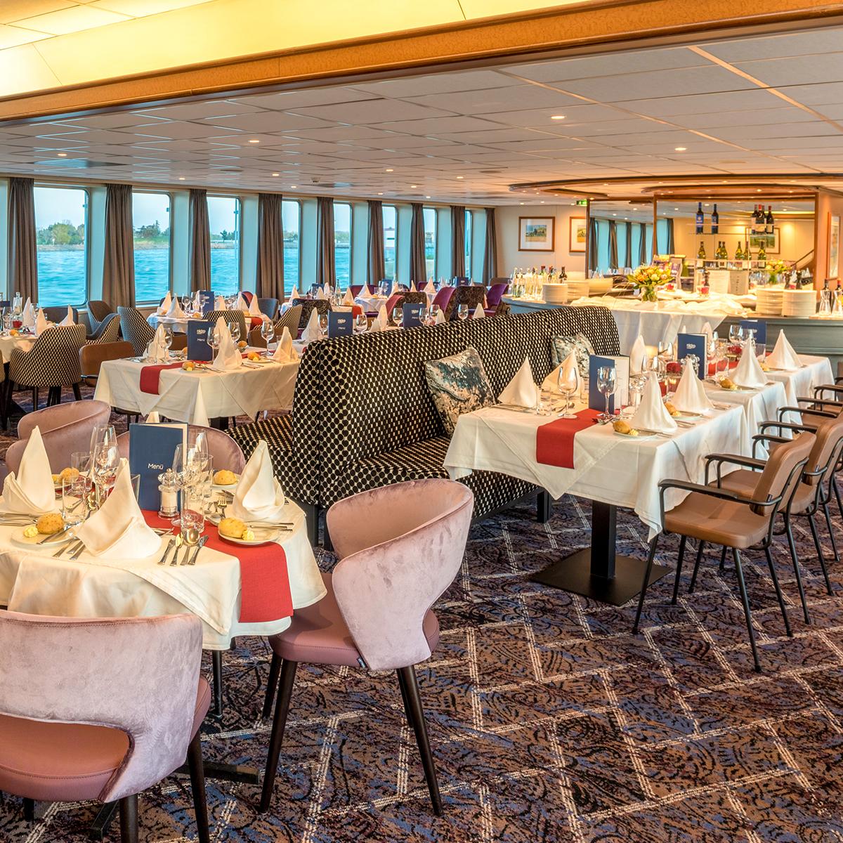 Bijou du Rhone - Restaurant