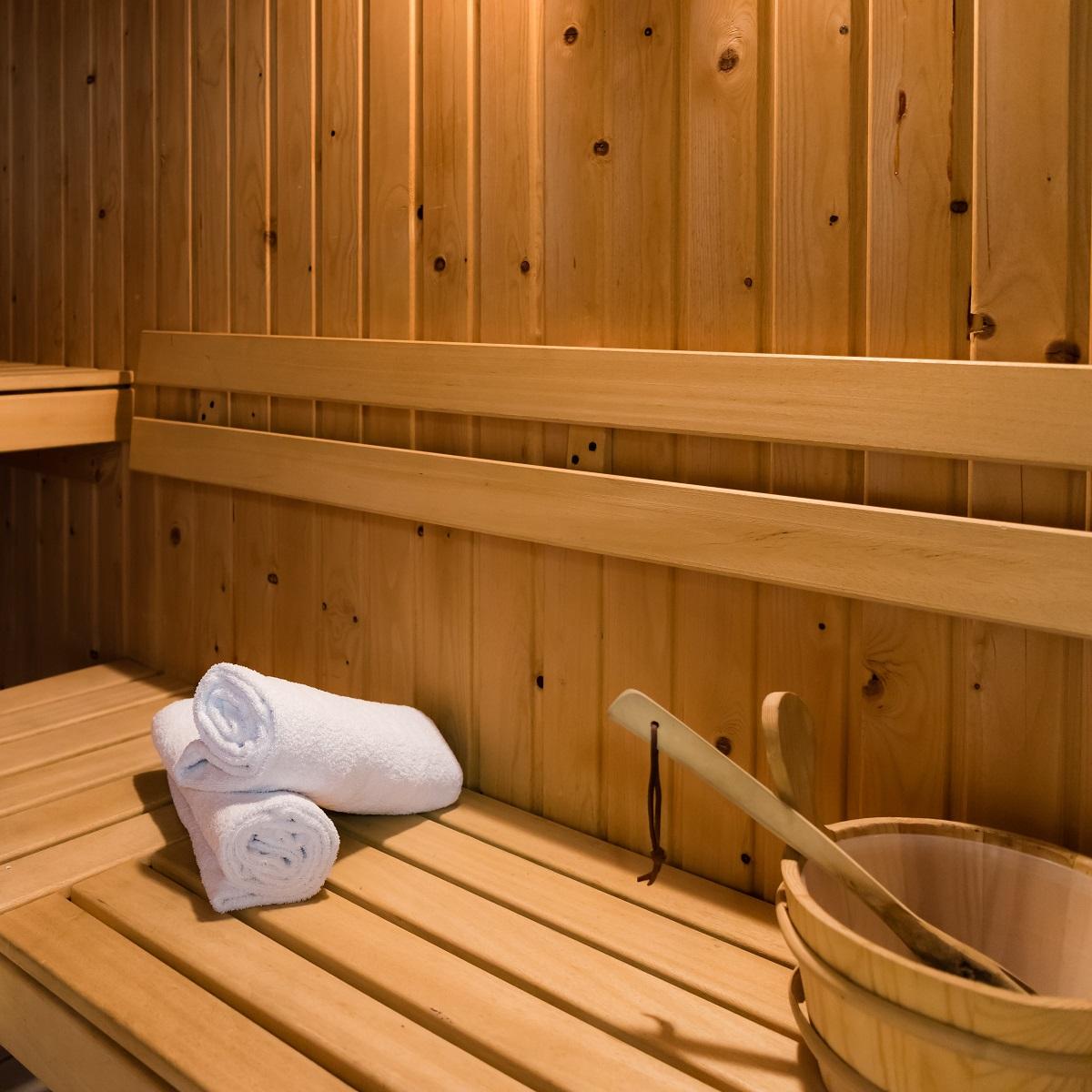 Serenade 1 - Sauna